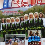 Look who is in Irish Dance Magazine….